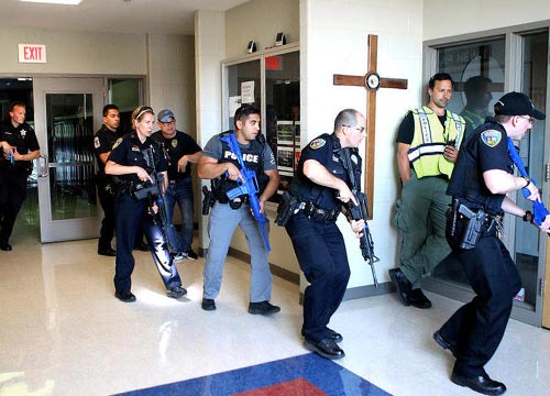 Law Enforcement Military Active Shooter Training Maryland