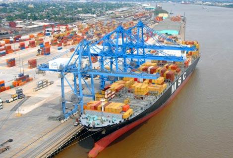 icp port of nola port security training