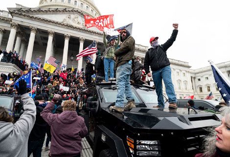 mob storms us capitol security threat
